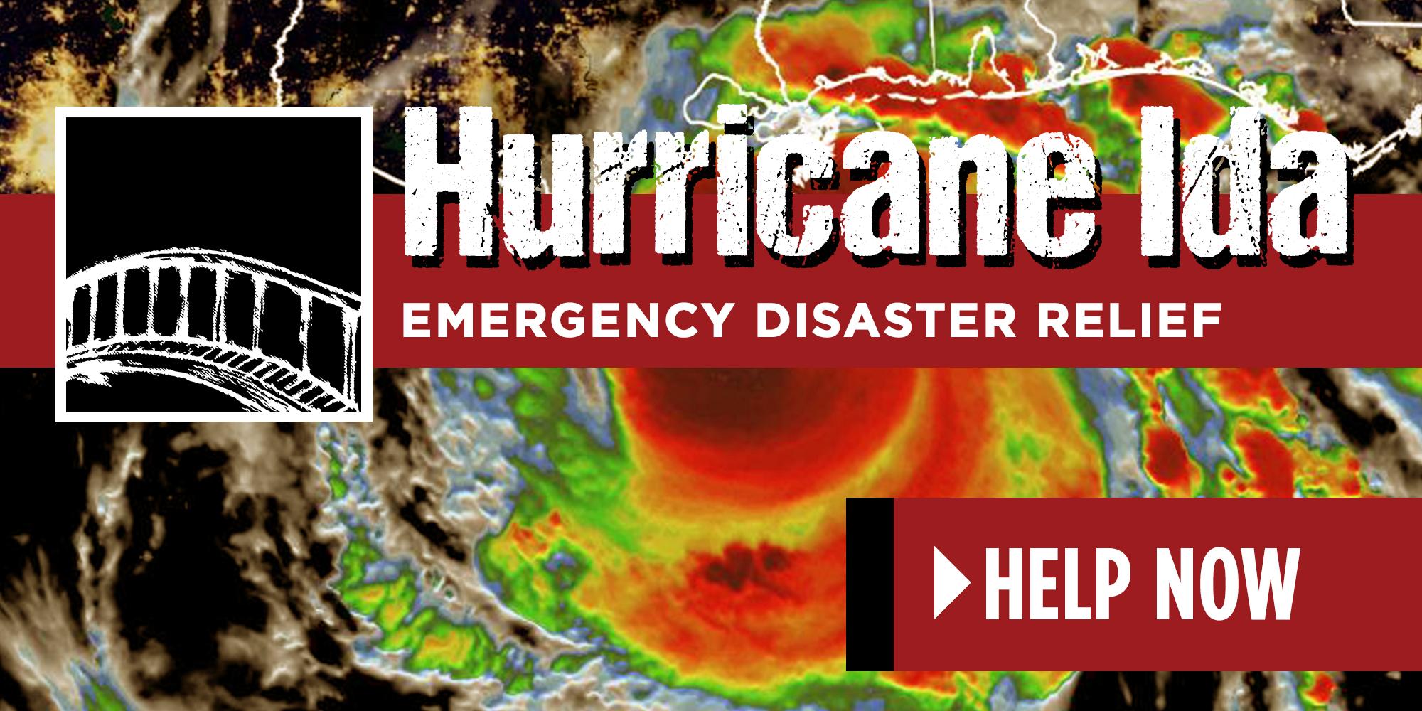 Hurricane Ida Disaster